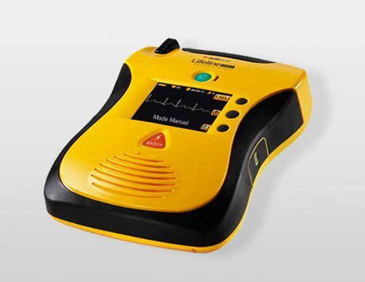 Desfribilador semiautomático Defibtech Lifeline PRO