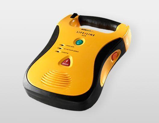 Desfribilador semiautomático Defibtech Lifeline 2800