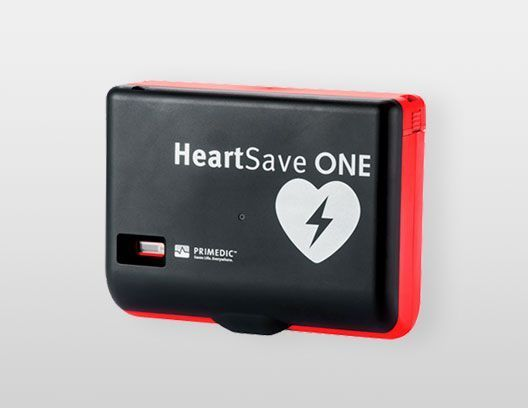 Desfibrilador semiautomático HeartSave ON