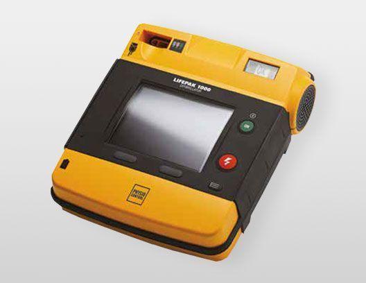 Desfribrilador semiautomático Mectronic LifePak1000