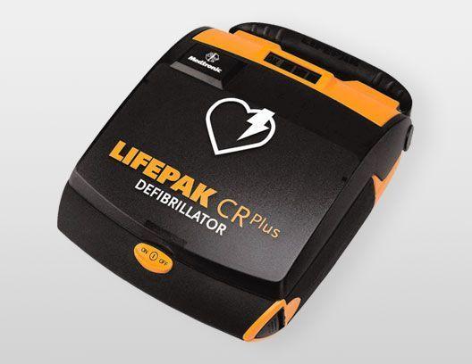 Desfribilador semiautomático Mectronic LifePak CR Plus