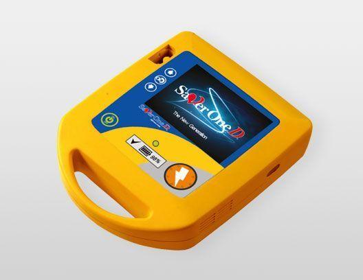 Desfibrilador semiautomático Saver One D